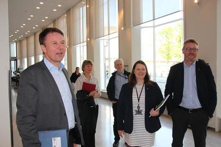 Bartnes Haugen Gimming jordbruksforhandlingene 2019