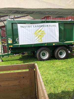 Vestby Landbrukslag banner