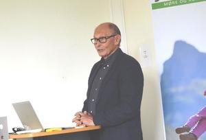 Sosiolog og professor i bygdesosiologi og regionalpolitikk, Reidar Almås