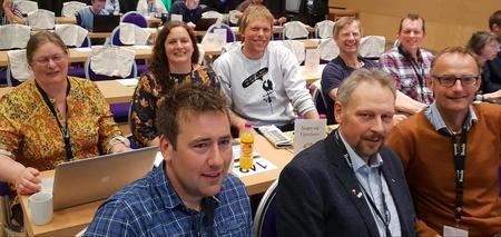 Årsmøte i Norges Bondelag er i gang