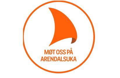 Møt oss på Arendalsuka