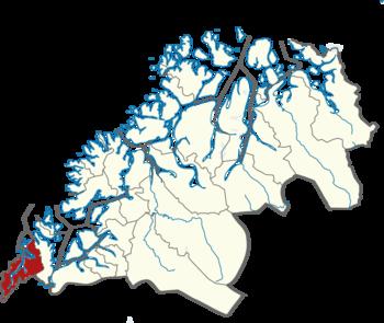 Kvæfjord kommune i Troms