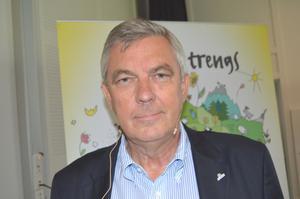 Stig O. Jakobsen, lokal investor og skogeier i Gjemnes