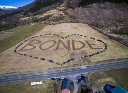 Velkomen på Ung Bonde-samling på Skei