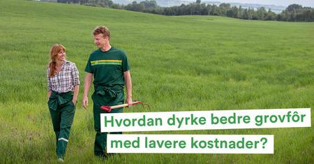 Landbrukspodden om bedre grovfôr