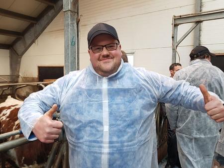 Presentasjonar frå samlinga til unge bønder på Skei