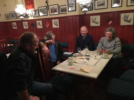 Årsmøte i Davik/Ålfoten Bondelag