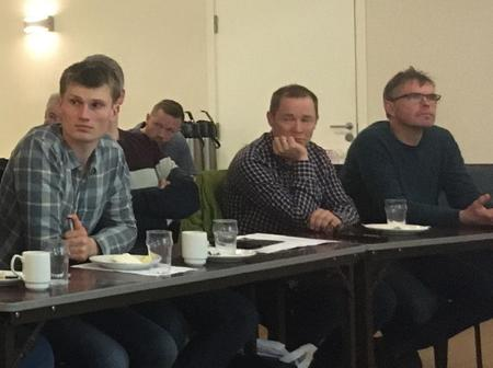 Regionmøte i Stryn