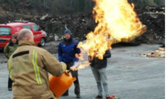 Sertifisering i brannsikring ved varme arbeid