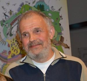 økologisk melkeprodusent i Bollia, Hans Erik Wold