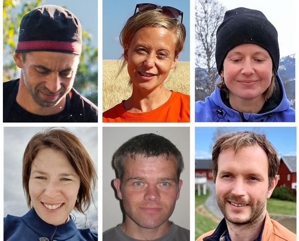 Vi har snakket med Nils Noraker, Ellen Hoel, Simona Kostelnikova, Maren Sveipe Wedum, Hans Jørgen Bøye og Eivind Wårum.