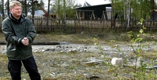 Amund Grindalen anker til Høyesterett for å slippe å betale for festers forurensning. (Foto: Anita Høiby Gotehus, Østlendingen)