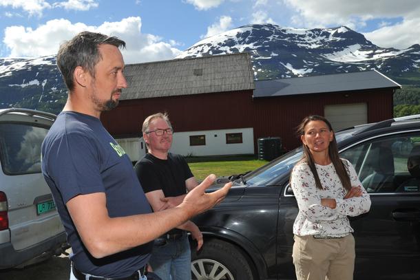 Foto: Terje Tverås/Nye Troms