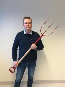 Fylkesleder Trond Bjørkås