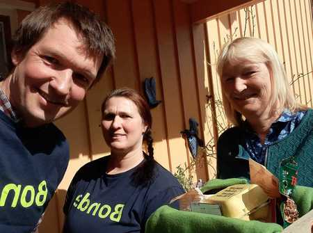 Kirsti Leirtrø og Ørland Bondelag