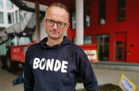 Fylkesleiar Anders Felde